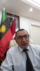 Turkish govt condemns Nigerian Army for allegedly invading Nnamdi Kanu's house