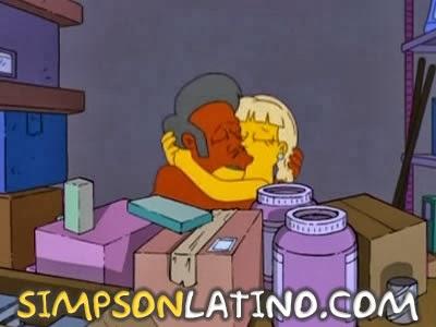 Los Simpson 13x19