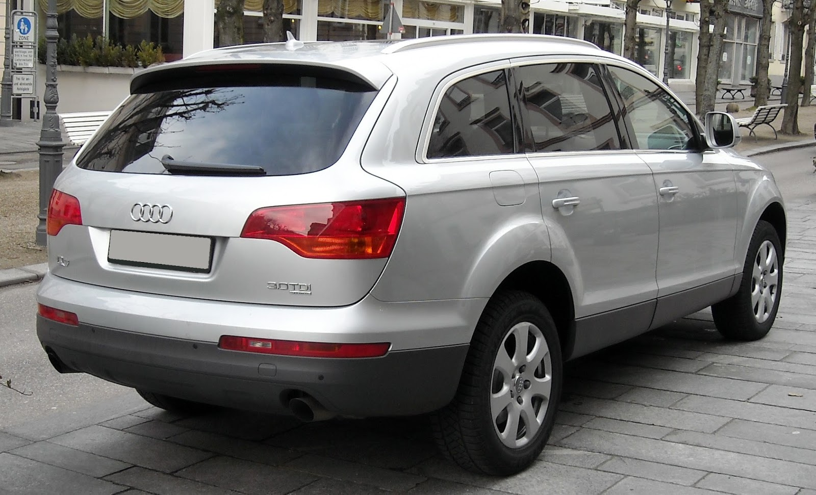 Audi Car Images And Price Audi q7 Tdi Cars Prices