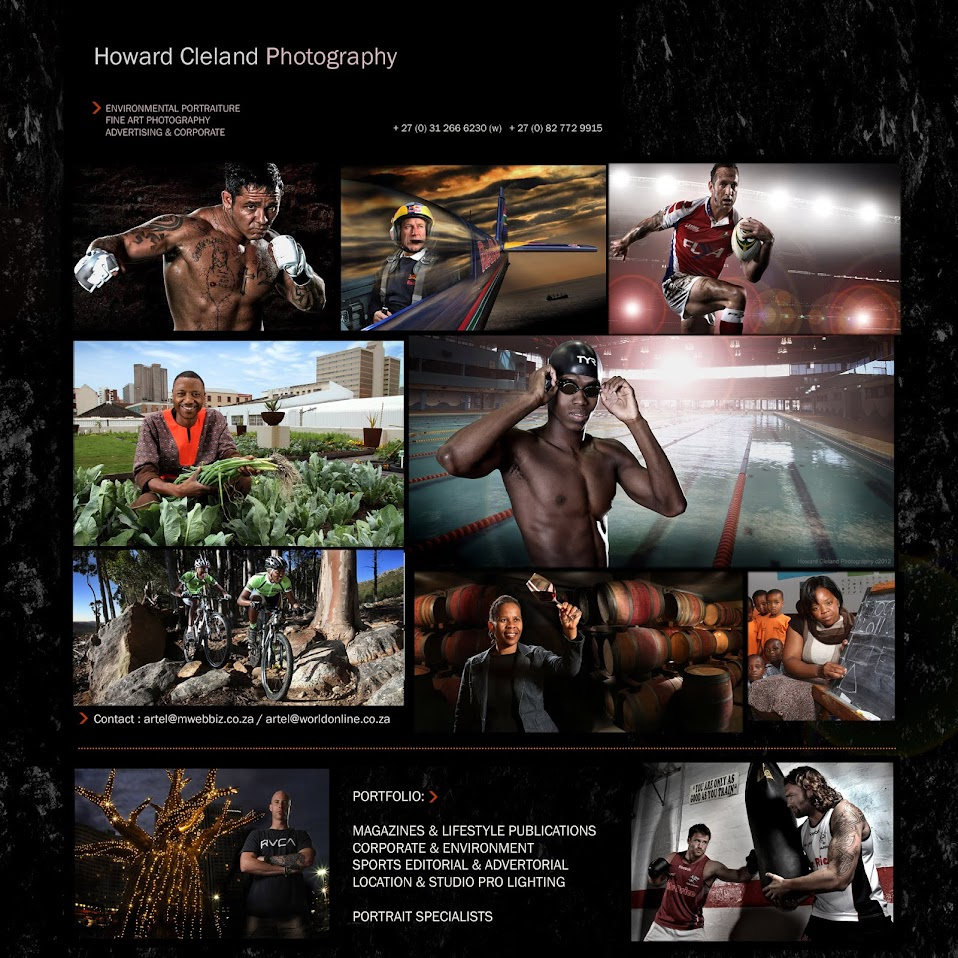 HOWARD CLELAND PHOTOGRAPHY