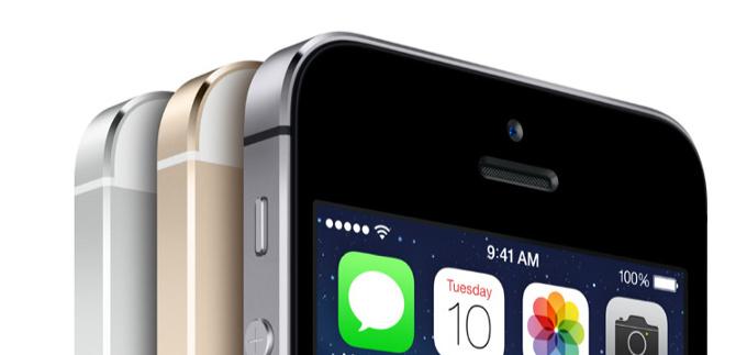 iPhone 5S Resmi Diperkenalkan Dengan Fitur Sidik Jari Chip 64-Bit