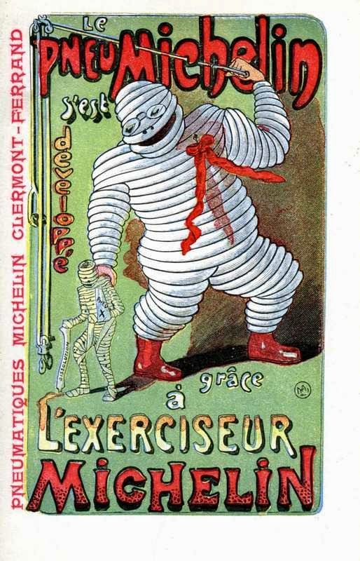 Exerciseur Michelin