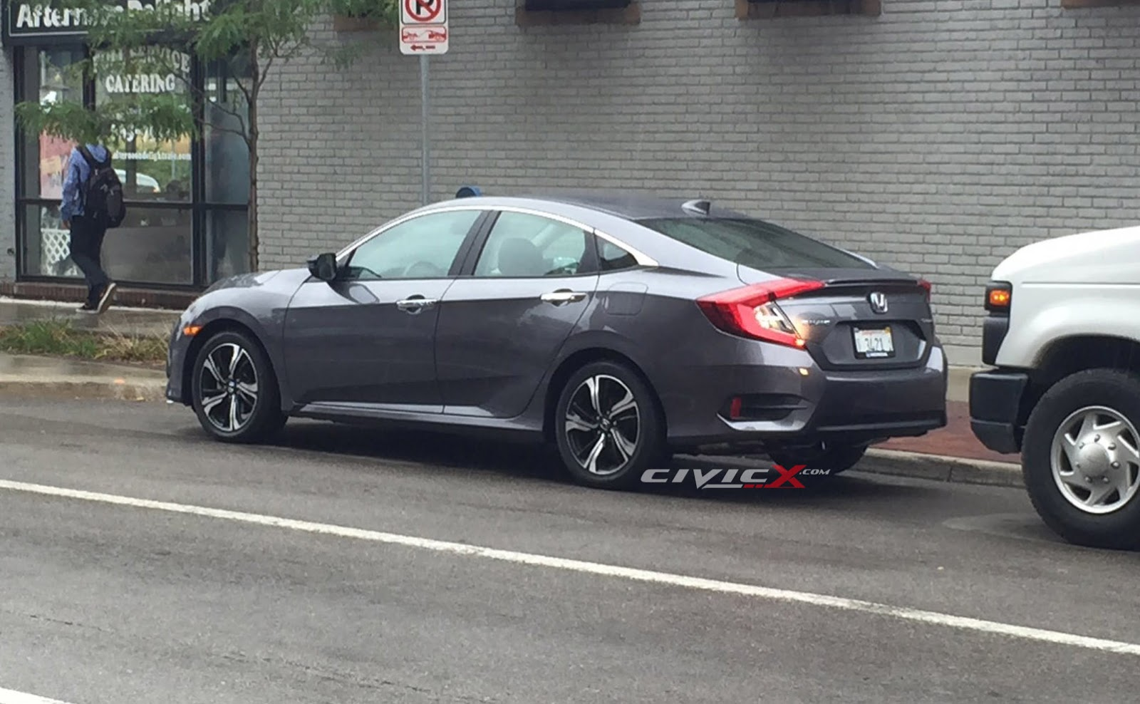 Honda S Sexier Looking Civic Sedan Busted Out In The Open