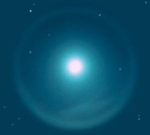 صور القمر بشكل جميل