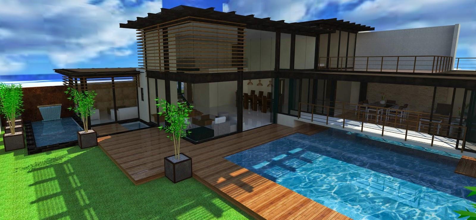 Engenharia neg cios projeto de casa sustent vel for Modelo de casa de 4x6