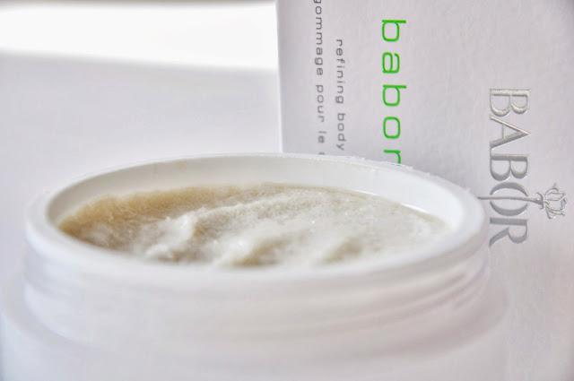 BABOR Baborganic Refining Body Salt Oil Peeling