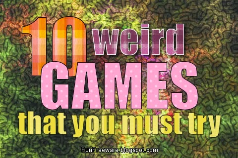 10 Weird Games Picture