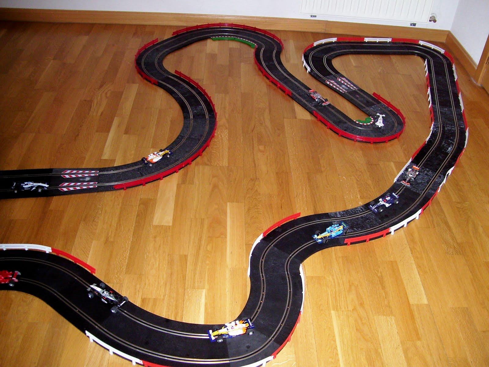 Circuito Monaco : Mis circuitos de slot la mayor colección de diseños de scalextric