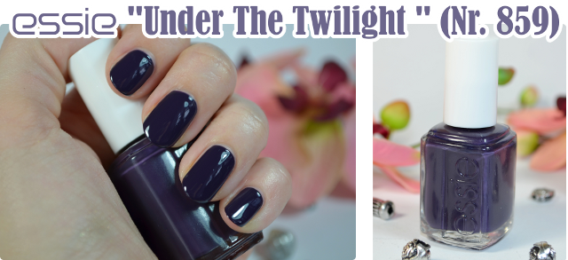 essie Resort 2014 Collection UNDER THE TWILIGHT
