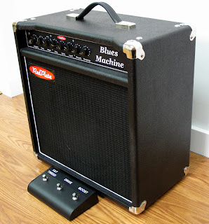 RedPlate Blues Machine Amp
