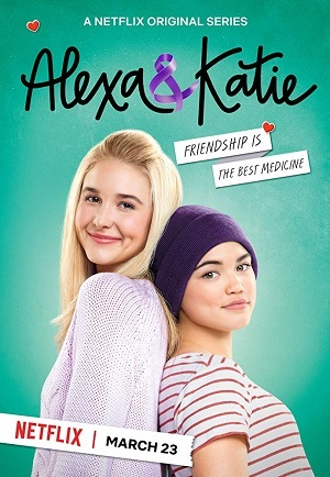 Alexa e Katie - 1ª Temporada Séries Torrent Download capa