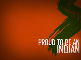 Proud to be an Indian, Indian National Flag,