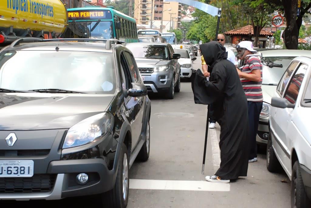 Secretaria de Segurança Pública de Teresópolis promove campanha de conscientização no trânsito