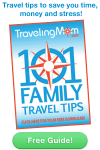 101 FREE Family Travel Tips