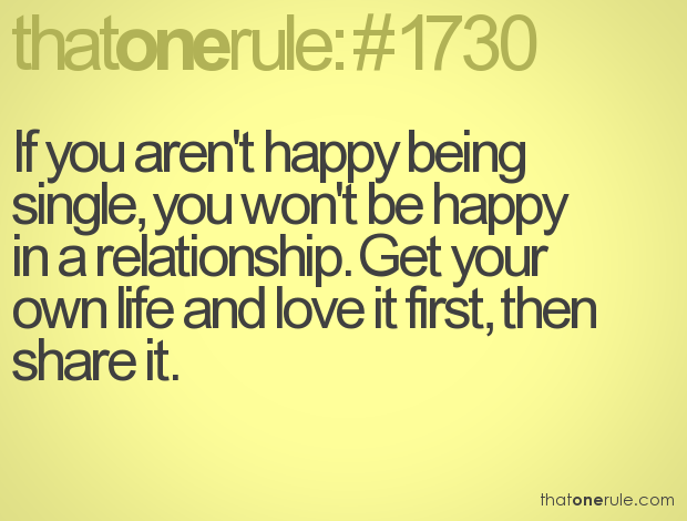 similar galleries quotes about being happy quotes about being single ...