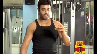 FITNESS WITH RIYAS KHAN 28.07.2013 Thanthi TV (உதயம் புதிது)