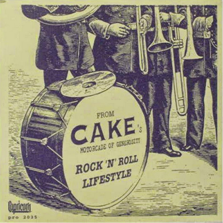 Cake, Rock & Roll Lifestyle