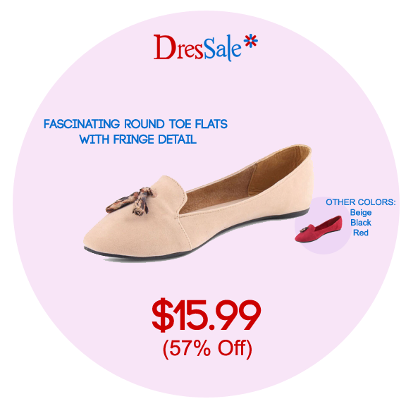 Favorite Flats at DresSale.com