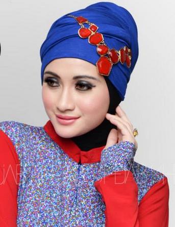 Hijab Modern untuk Wisuda