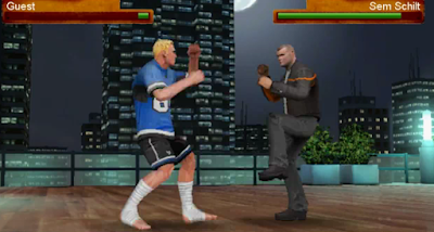 fight game windows phone 7