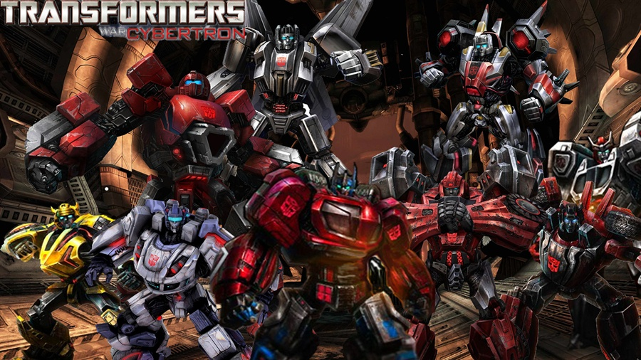 Transformers War for Cybertron PC Download Poster