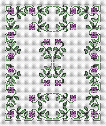 Free cross stitch patterm