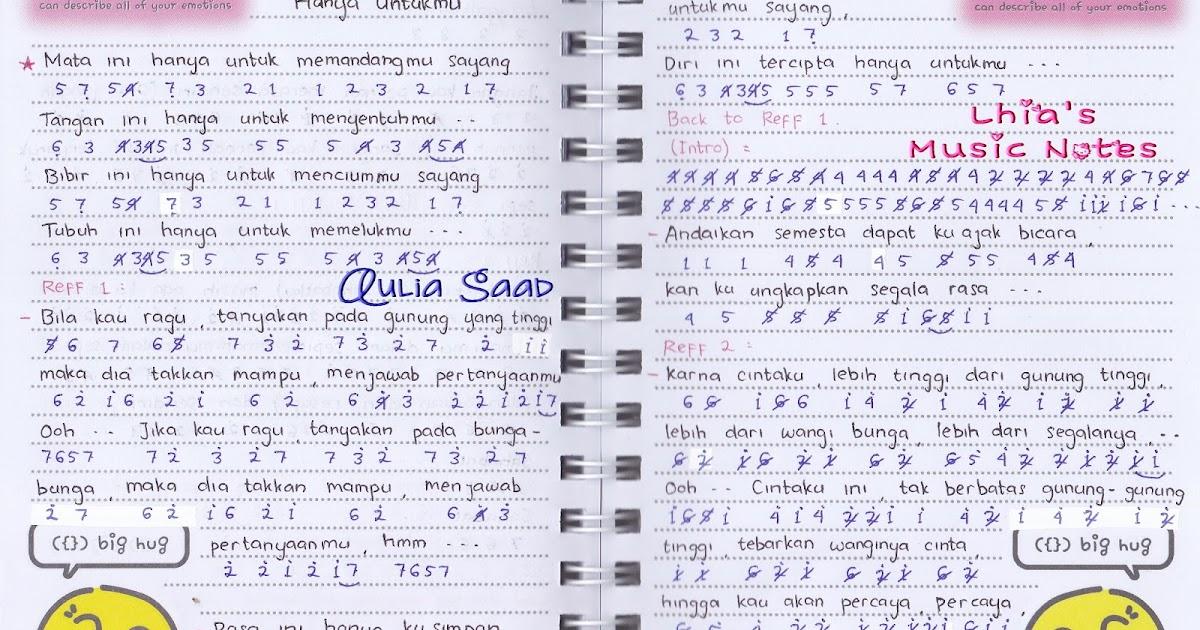 Chord Lagu Ungu I Will Always U | i will always love you ...
