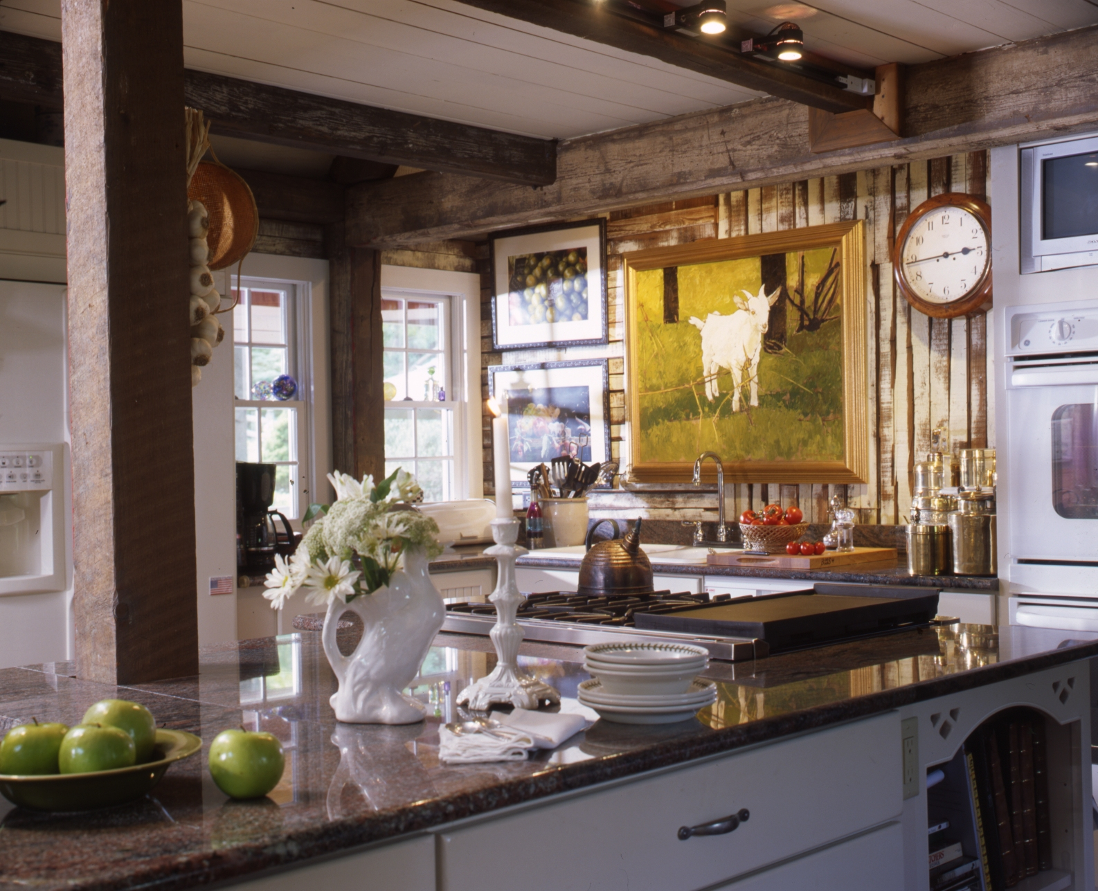 Images Of French Country Kitchens | Home Design, Decorating and