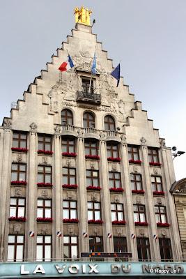 Grand'Place - Lille - La voix du Nord