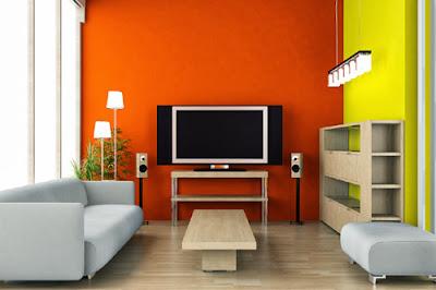 Gambar Warna Cat Dinding Rumah