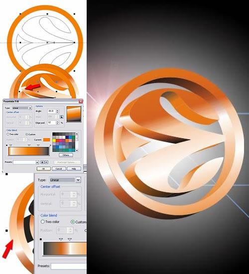 Euroleague 3D Logo