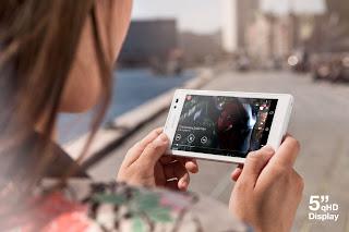 Sony Xperia C Android Quad Core Harga Rp 2 Jutaan