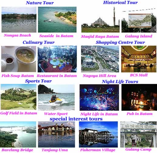 Tourist Attractions in Batam City