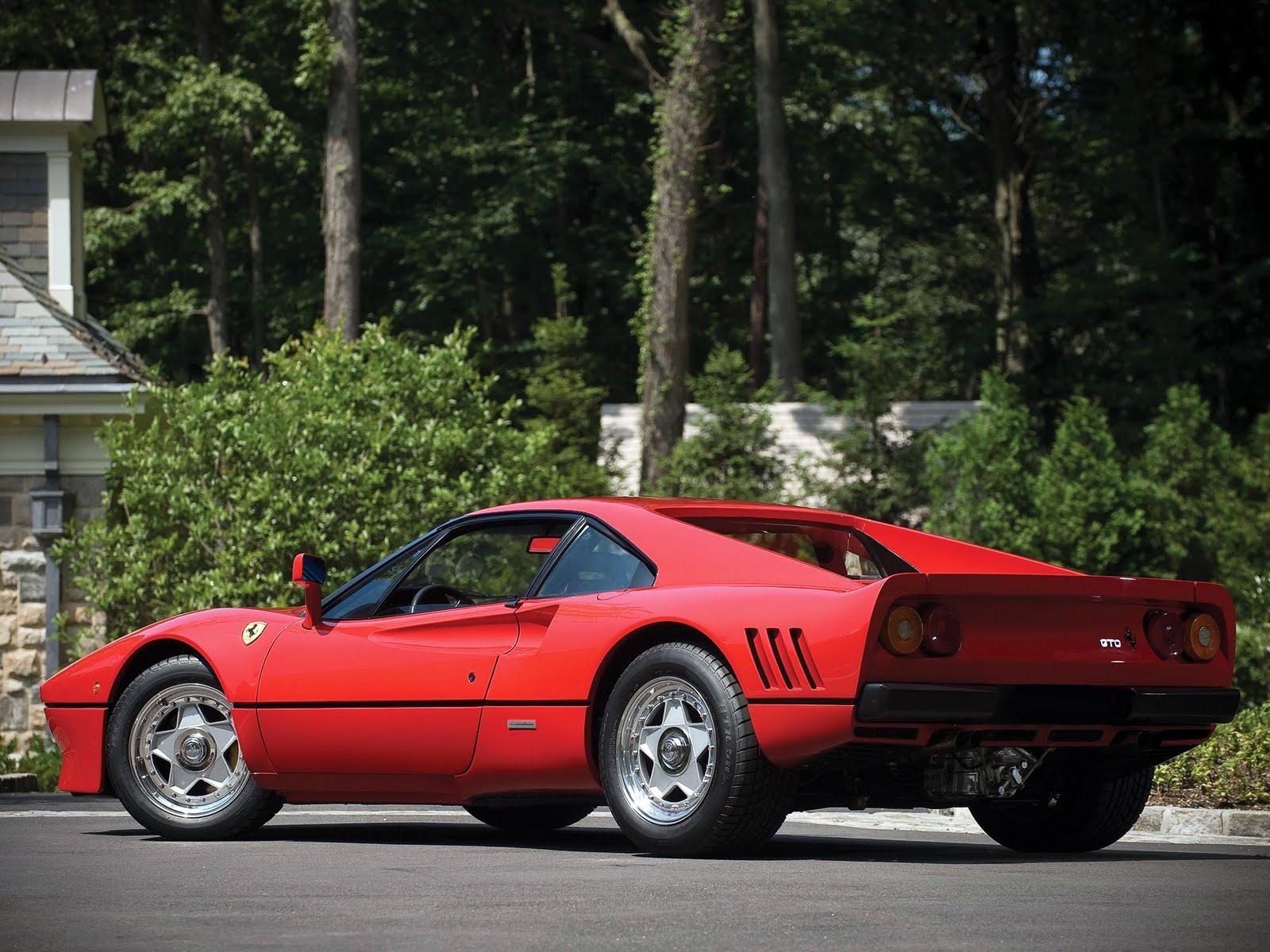 Matchbox Memories: Matchboxon kívüliek: Siku 1060 Ferrari (288) GTO