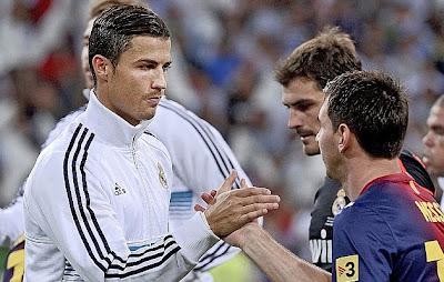 ¡Cristiano y Messi jugarán en el mismo equipo!