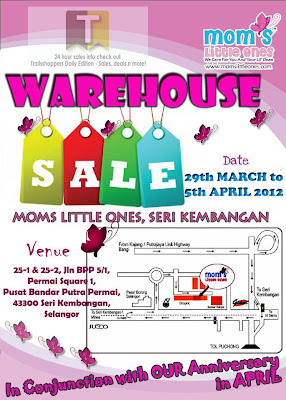 Mom's Little Ones Warehouse SALE
