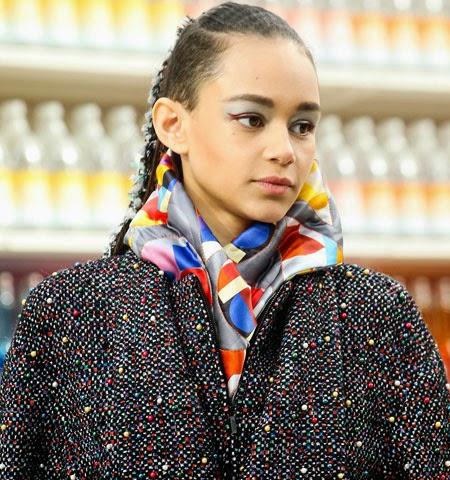 Идеи как да носим зимно палто с различни шалове