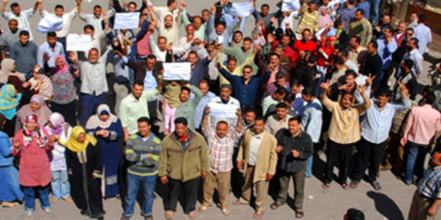 خبر :  إعلان تصفية الإسكندرية للفايبر ... والعمال يطالبون بالإدارة الذاتية