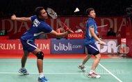 Indonesia Boyong Tiga Gelar Juara di Singapore Open 2013