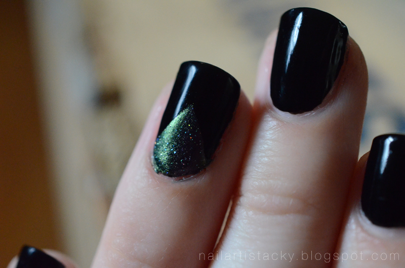 American Apparel Hassid Swatch - Butter London Knackered