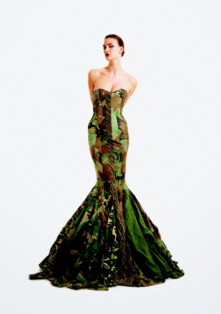 Simply Creative Eco Couture By Gary Harvey