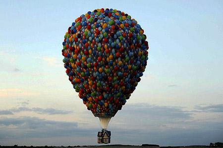 y u m m y 12 cool hot air balloons