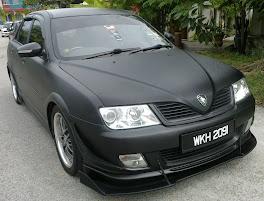 Waja Carbon Fiber 2012