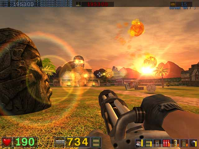 Serious Sam Second Encounter Download Full Game