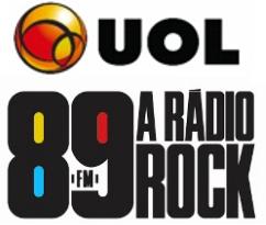 O sucesso da UOL89FM, rádio do rock