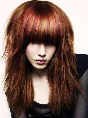toni and guy hair Bold Hair Highlights Ideas