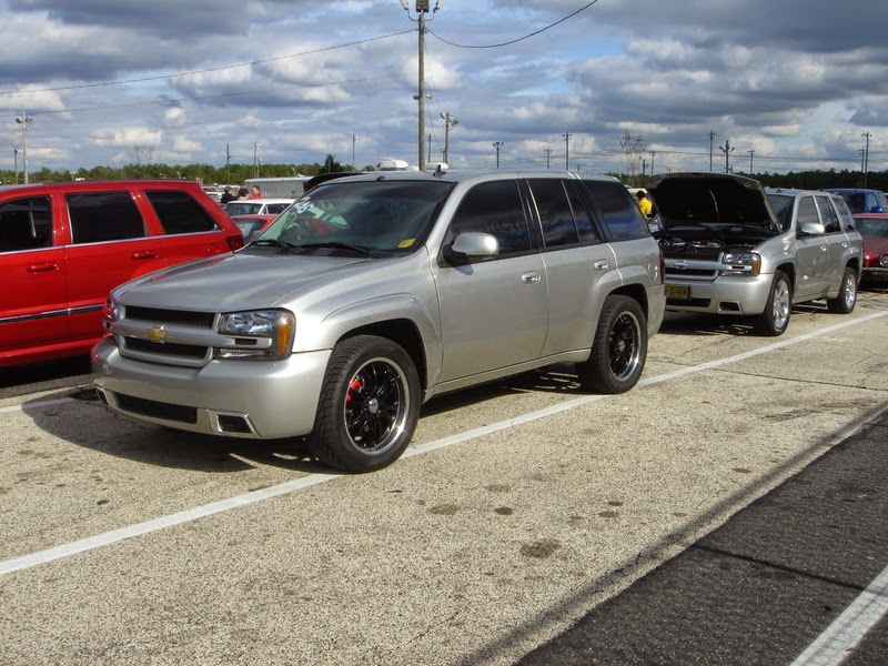 Modifikasi Mobil Chevrolet Trailblazer Minimalis