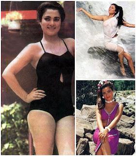 Recommend you actress mandakini nude please