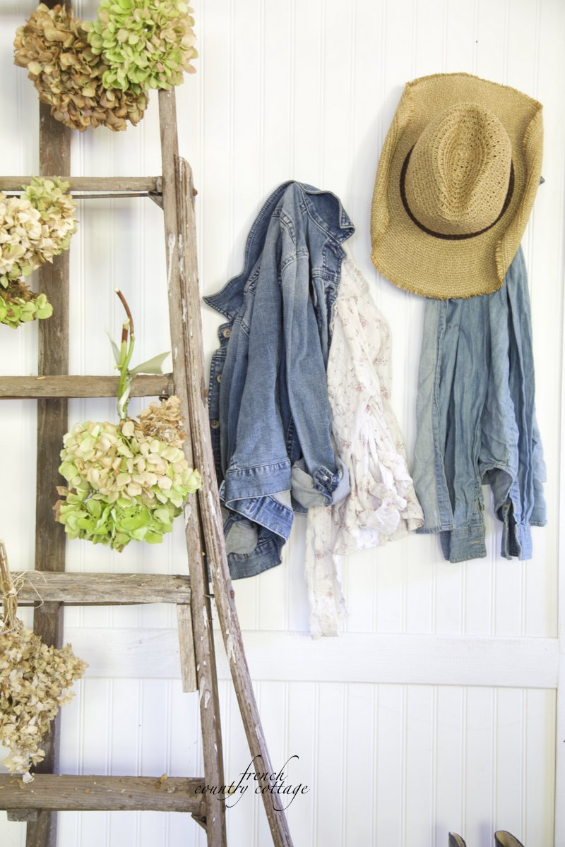 4 simple and charming early autumn decor ideas - FRENCH COUNTRY COTTAGE