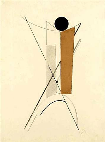 upkeep the ape: El Lissitzky - Russia - 1890-1941